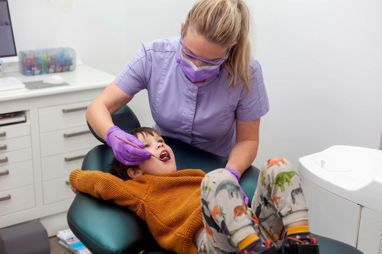 Met uw kind naar de tandarts in Den Haag